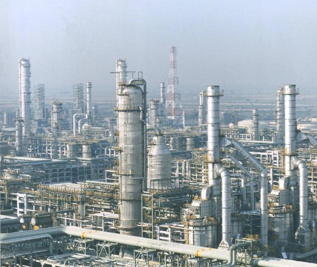Oil Refinery Pictures to pin on Pinterest